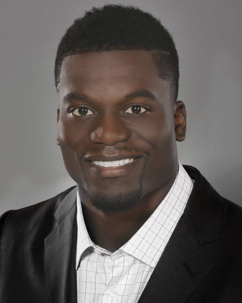 Ben Watson - Headshot 2015 New Orleans Saints