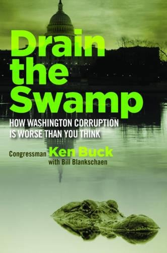 Ken Buck Drain the Swamp Cover