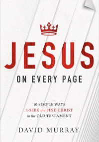 David Murray_Jesus on Every Page